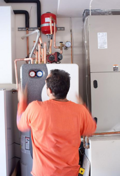 specialty water heater installation in Milpitas California